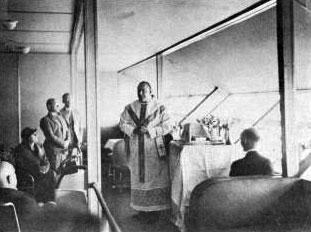 """Hindenburg (LZ-129) Часть 1 - """"политическая"""". (Фото 17)"""