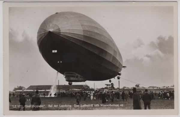 Hindenburg (LZ-129) Часть 2- техническая. (Фото 10)