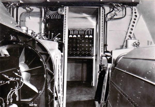 Hindenburg (LZ-129) Часть 2- техническая. (Фото 32)