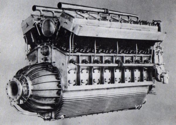 Hindenburg (LZ-129) Часть 2- техническая. (Фото 11)