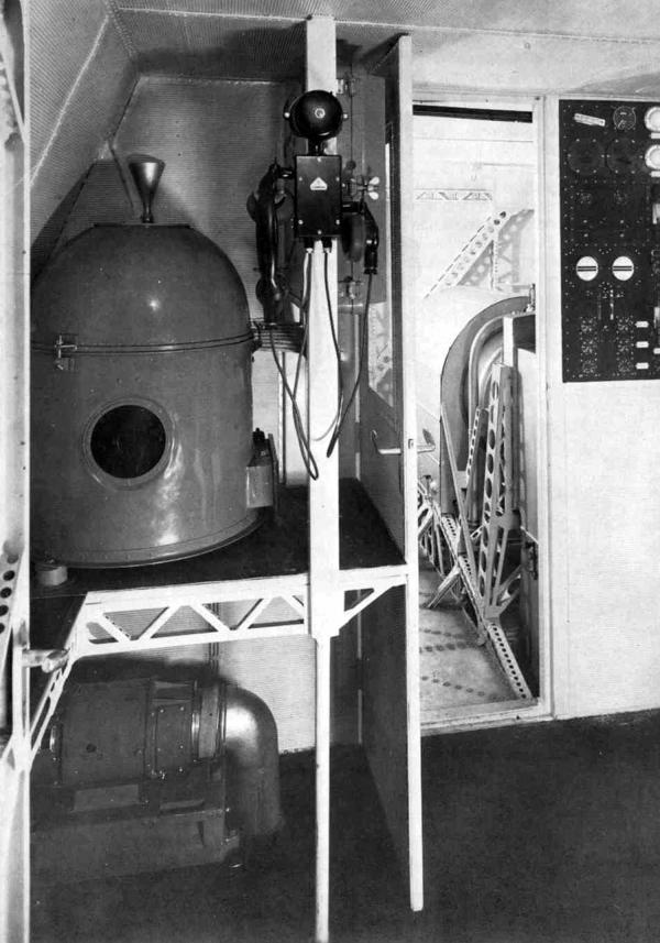 Hindenburg (LZ-129) Часть 2- техническая. (Фото 17)