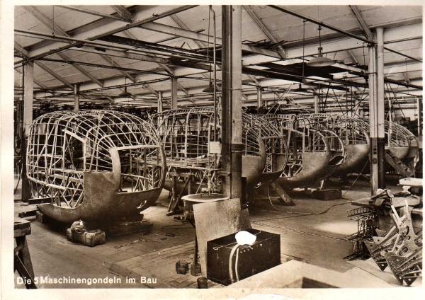 Hindenburg (LZ-129) Часть 2- техническая. (Фото 15)