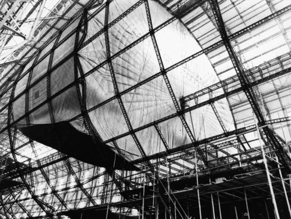 Hindenburg (LZ-129) Часть 2- техническая. (Фото 9)