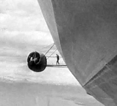 Hindenburg (LZ-129) Часть 2- техническая. (Фото 14)