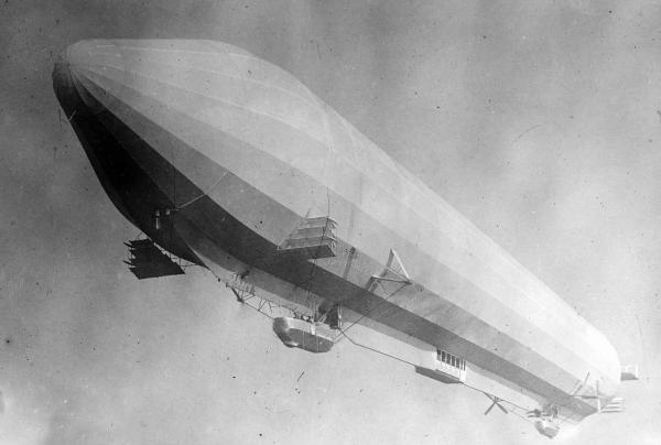 Hindenburg (LZ-129) Часть 2- техническая. (Фото 5)