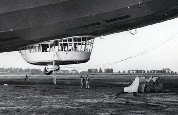 Hindenburg (LZ-129) Часть 2- техническая. (Фото 23)