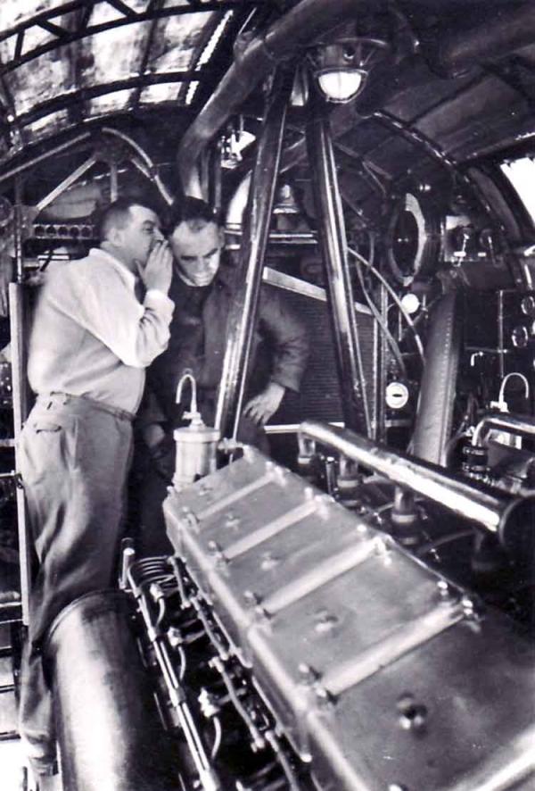 Hindenburg (LZ-129) Часть 2- техническая. (Фото 13)