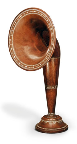 Громкоговорящие трубы :)