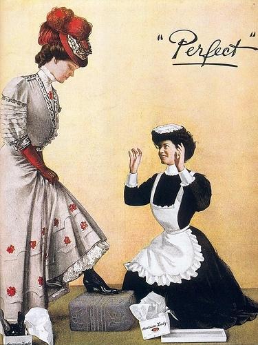 Рекламные открытки на рубеже веков . (Фото 72)