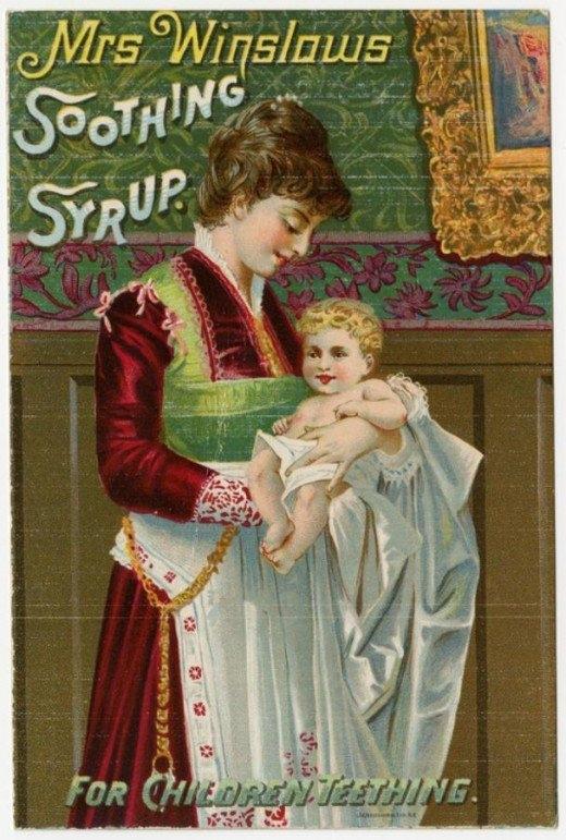 Рекламные открытки на рубеже веков . (Фото 17)