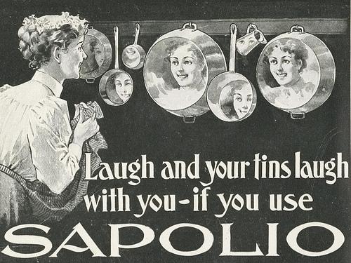 Рекламные открытки на рубеже веков . (Фото 79)