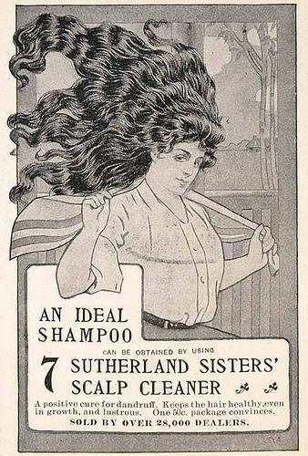 Рекламные открытки на рубеже веков . (Фото 77)