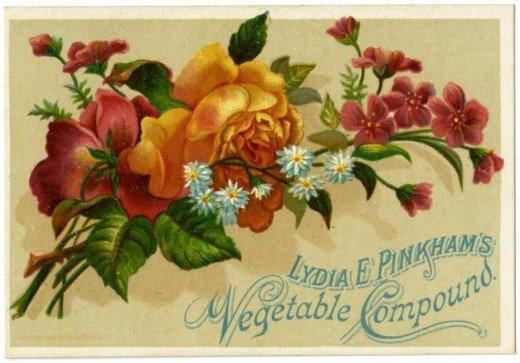 Рекламные открытки на рубеже веков . (Фото 12)