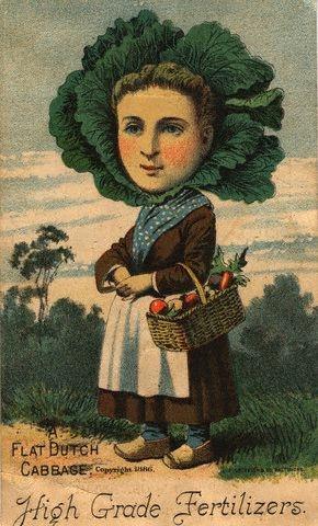 Рекламные открытки на рубеже веков . (Фото 68)