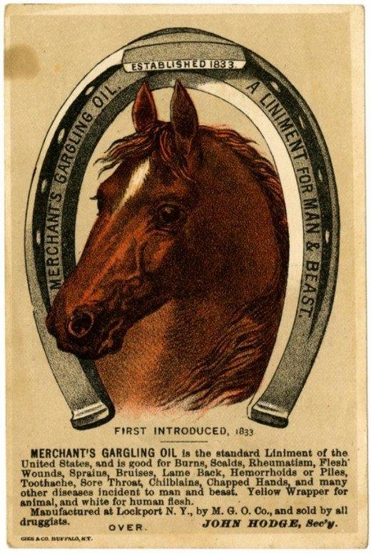 Рекламные открытки на рубеже веков . (Фото 46)