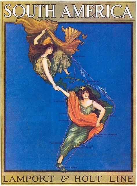 Рекламные открытки на рубеже веков . (Фото 73)