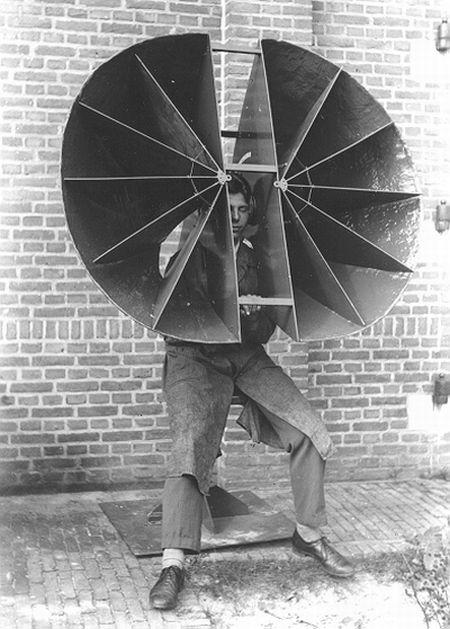 Уши войны ... или что было до радара. (Фото 3)