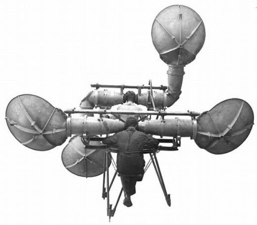 Уши войны ... или что было до радара. (Фото 8)