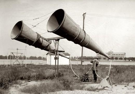 Уши войны ... или что было до радара. (Фото 9)