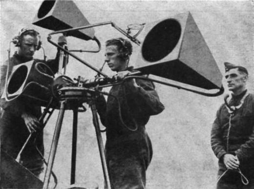 Уши войны ... или что было до радара. (Фото 5)