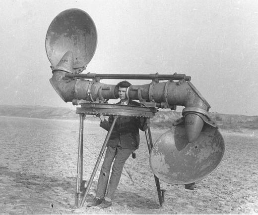 Уши войны ... или что было до радара. (Фото 7)