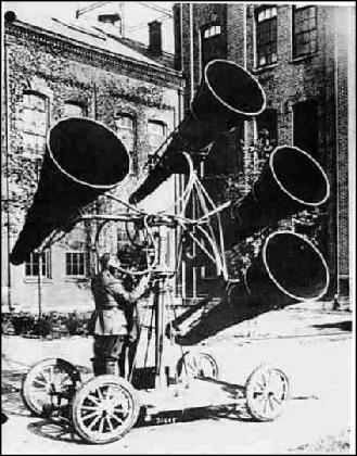 Уши войны ... или что было до радара. (Фото 10)