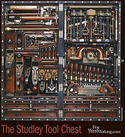 Henry Studley. Плотник и его инструменты. (Фото 5)