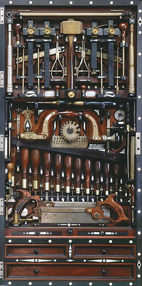 Henry Studley. Плотник и его инструменты. (Фото 4)