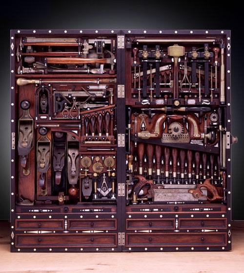 Henry Studley. Плотник и его инструменты. (Фото 2)