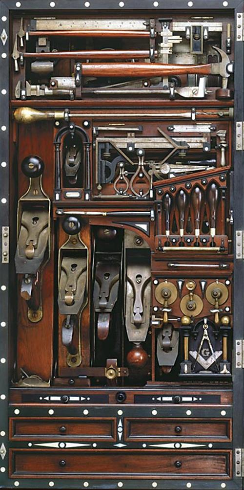 Henry Studley. Плотник и его инструменты. (Фото 3)