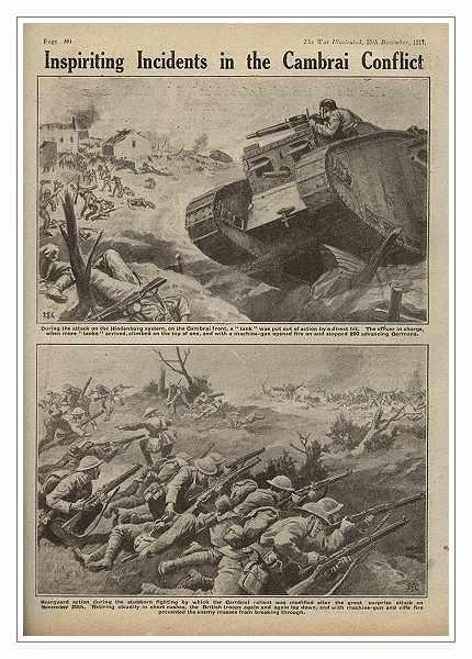 Сухопутные монстры. Война на страницах газет. (Фото 4)