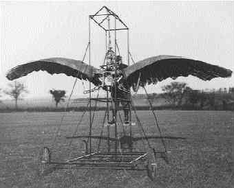 Воздухоплавание . За долго до братьев Райт (даже не детство ). (Фото 9)