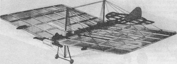История воздухоплавания. Часть-1. Младенчество. (Фото 25)