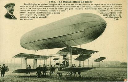 История воздухоплавания. Часть-1. Младенчество. (Фото 3)