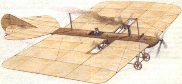 История воздухоплавания. Часть-1. Младенчество. (Фото 26)
