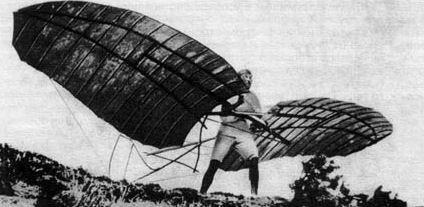 История воздухоплавания. Часть-1. Младенчество. (Фото 31)