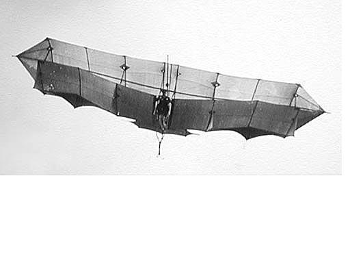 История воздухоплавания. Часть-1. Младенчество. (Фото 6)