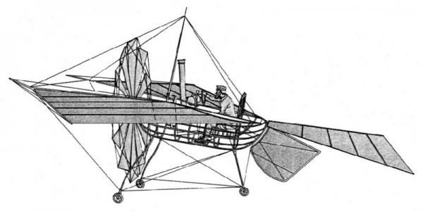 История воздухоплавания. Часть-1. Младенчество. (Фото 20)