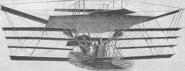 История воздухоплавания. Часть-1. Младенчество. (Фото 35)