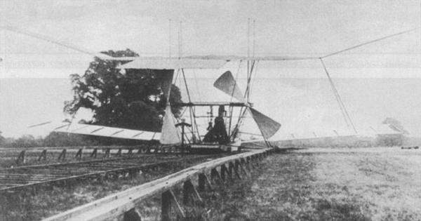 История воздухоплавания. Часть-1. Младенчество. (Фото 36)