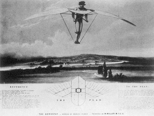 История воздухоплавания. Часть-1. Младенчество. (Фото 12)