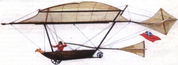 История воздухоплавания. Часть-1. Младенчество. (Фото 11)