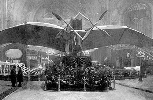 История воздухоплавания. Часть-1. Младенчество. (Фото 28)