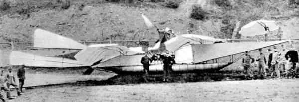 История воздухоплавания. часть-3. Детство. (Фото 14)