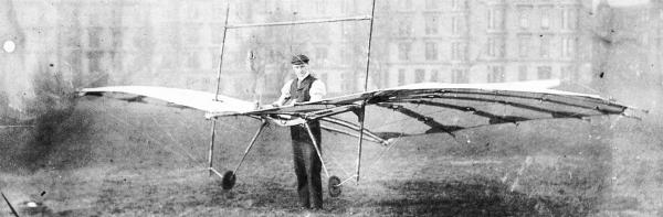 История воздухоплавания. часть-3. Детство. (Фото 6)