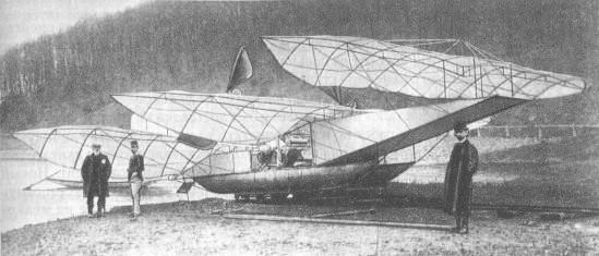 История воздухоплавания. часть-3. Детство. (Фото 13)