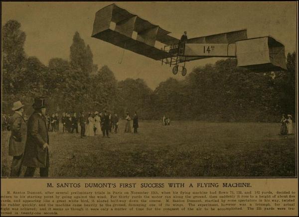 История воздухоплавания. часть-3. Детство. (Фото 19)