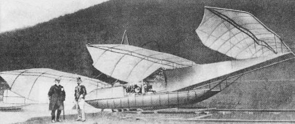 История воздухоплавания. часть-3. Детство. (Фото 15)