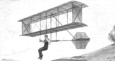 История воздухоплавания. часть-3. Детство.