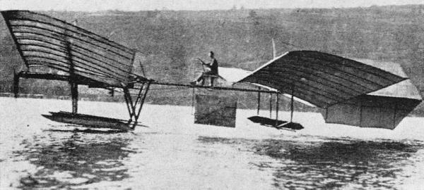 История воздухоплавания. часть-3. Детство. (Фото 25)